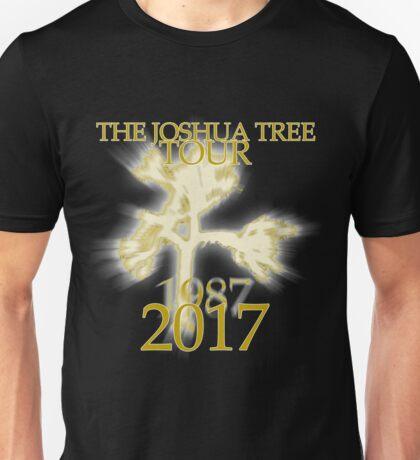 Joshua Tree Tour 2017 Unisex T-Shirt