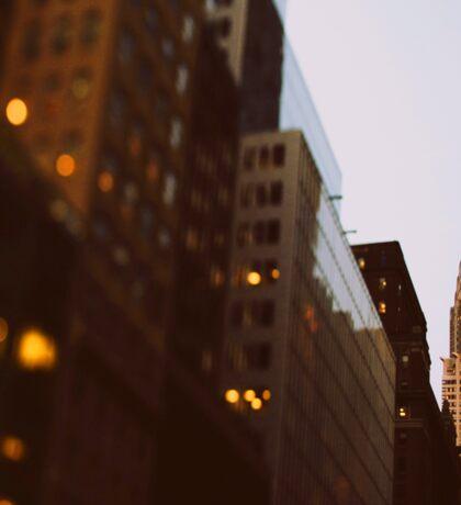 Bright Lights, Big City Sticker