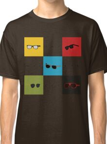 The Maccabees - Wall of Arms Classic T-Shirt