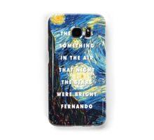 Fernando Van Gogh Samsung Galaxy Case/Skin