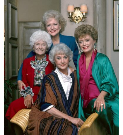 The Golden Girls.. You Need it! Sticker