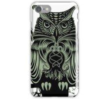 owl three owls iPhone Case/Skin