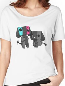 Nintendo Switch Doggos Women's Relaxed Fit T-Shirt