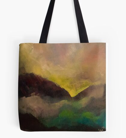 All seen I Tote Bag