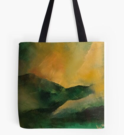 All seen II Tote Bag