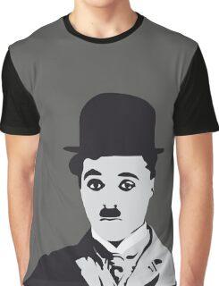 Tramp b/w Graphic T-Shirt