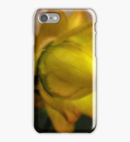 Yellow Wild Flower 4 iPhone Case/Skin