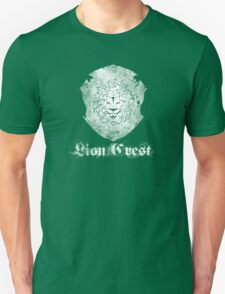 Lion Crest® - Washed out Crest Unisex T-Shirt
