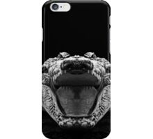 Never smile at a crocodile iPhone Case/Skin