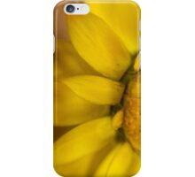 Yellow Wild Flower 2 iPhone Case/Skin