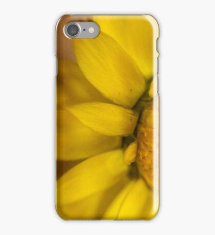 Yellow Wild Flower 2 iPhone Case/Skin