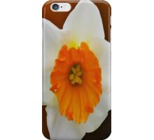 ***SAY IT WITH DAFFODILS! iPhone Case/Skin