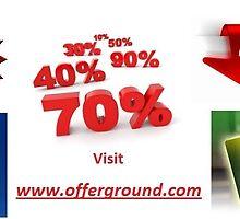 Latest Offers - offerground.com by offergroundcom