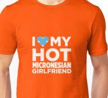 I Love My Micronesian Girlfriend Unisex T-Shirt