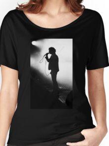 Matty Healy in Concert  Women's Relaxed Fit T-Shirt