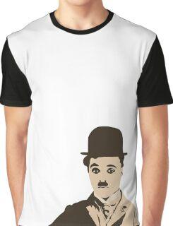 Tramp sepia ohne Hintergrund Graphic T-Shirt