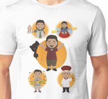 Impractical Jokers - Sal Vulcano Unisex T-Shirt