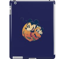 Mickey and Pluto iPad Case/Skin