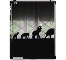 Evolution Of Elephant iPad Case/Skin