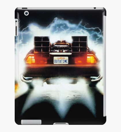Outta Time iPad Case/Skin