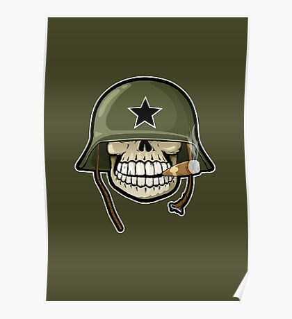Army Grunt Poster