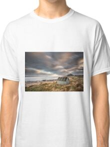 Bamburgh Castle and Shed Classic T-Shirt