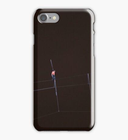 A Blindfolded Wallenda iPhone Case/Skin