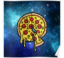 space pizza Poster