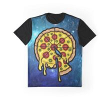 space pizza Graphic T-Shirt