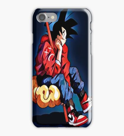 Dope Goku iPhone Case/Skin