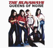 THE RUNAWAYS T-Shirt by betaville
