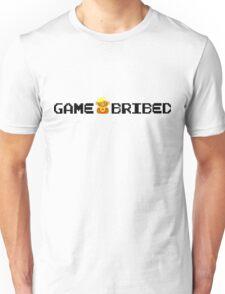 GAME BRIBED Unisex T-Shirt