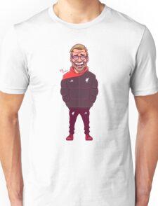 All smiles Jurgen Unisex T-Shirt