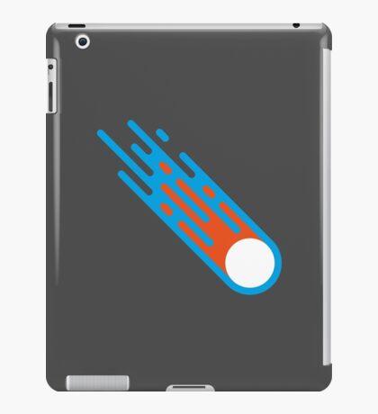 Flat Comet iPad Case/Skin