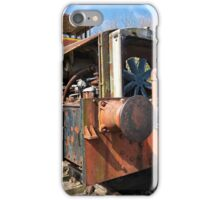 Abandoned Shunter iPhone Case/Skin