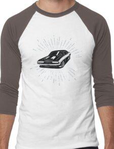not a car Men's Baseball ¾ T-Shirt