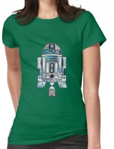 R2-D2 Womens Fitted T-Shirt