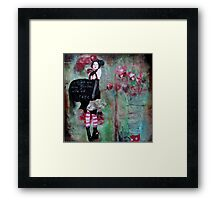 """Wild and Rare"" by Monika Welch Framed Print"
