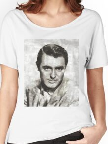 Cary Grant, Actor Women's Relaxed Fit T-Shirt