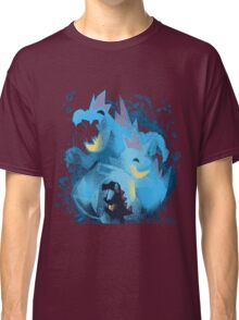 totodile, croconaw and feraligart evolutions cool design Classic T-Shirt