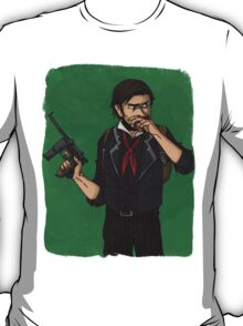 cartoon booker dewitt T-Shirt