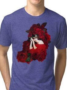Olivia Newton-John - Don't Stop Believin' Tri-blend T-Shirt