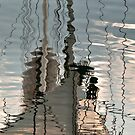 Yacht reflected by awefaul