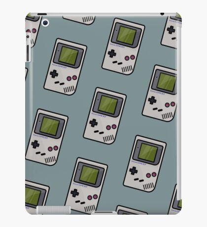 Gameboy - Pattern - Game iPad Case/Skin