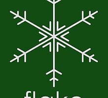 Flake 3 by Adam Wain