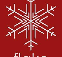 Flake 2 by Adam Wain