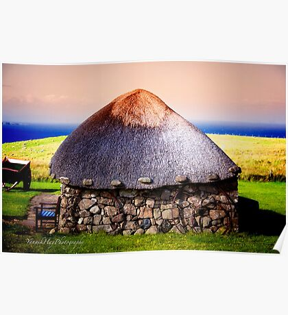 Historic Cottage - Isle of Skye Poster