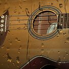 While My Guitar Gently Weeps by Monnie Ryan