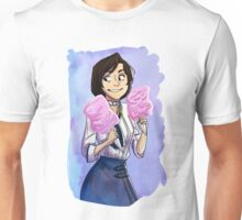 cartoon and cool elizabeth  Unisex T-Shirt