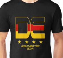 Deutschland - Weltmeister 2014 Unisex T-Shirt